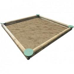 Arenero Gigante De 2,5x2,5 M. Masgames Ma600071
