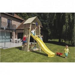Parque Infantil Con Tobogán Belvedere Xl Masgames Ma802401