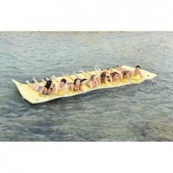 Alfombra Flotante de 550x180 cm. Skiffo XL | PiscinasDesmontable