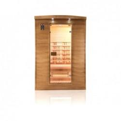 Sauna Infrarrojos Spectra De 2 Plazas 200 Cm. Poolstar Sn-Spectra03r