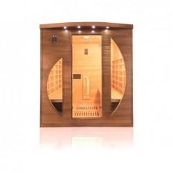 Sauna Infrarrojos Spectra De 4 Plazas 200 Cm. Poolstar Sn-Spectra05r