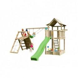 Parque Infantil Con Challenger Pagoda Xl Masgames Ma822601