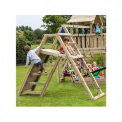 Parque Infantil con Challenger Penthouse XL Masgames MA822201 | PiscinasDesmontable