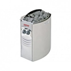Calefactor Eléctrico Vega De 8 Kw Para Saunas Poolstar Sn-Harvia-Po80