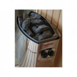 Calefactor Eléctrico Vega de 8 Kw para Saunas POOLSTAR SN-HARVIA-PO80 | PiscinasDesmontable