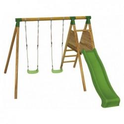 Parque Infantil Con Cuerda De Escalada Mauna Loa Masgames Ma700011