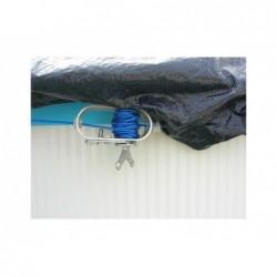 Cubierta de Invierno Toi 4957 para Piscina de 550x366 cm.   PiscinasDesmontable